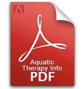 Aquatic therapy pdf graphic